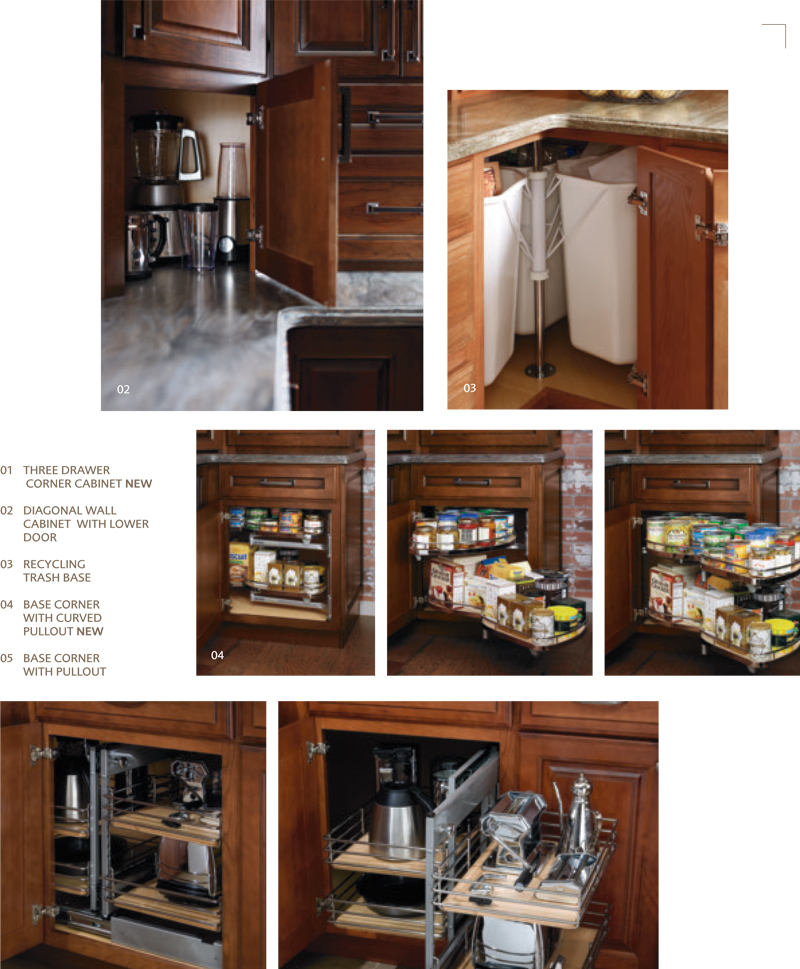 Get organized kitchen cabinets for Kitchen cabinets 4 less