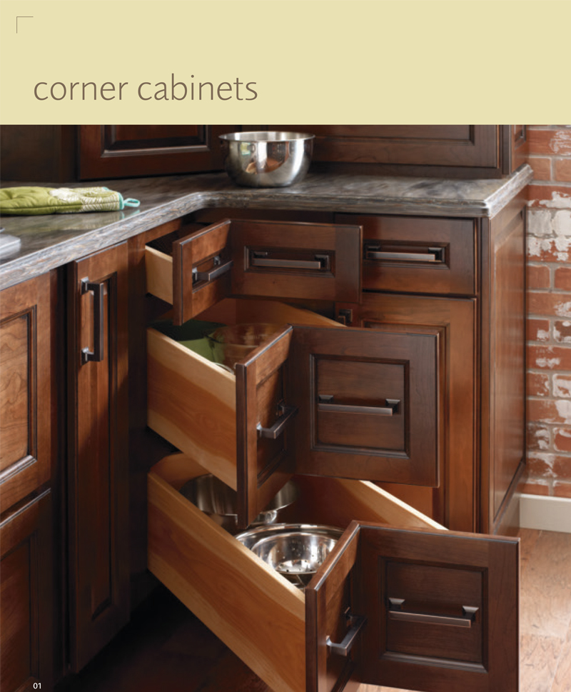 Kitchen In A Cabinet: Get Organized Kitchen Cabinets